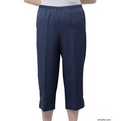 SIL233430604 - Silverts - Adaptive Capri Pants