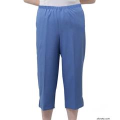 SIL233430701 - Silverts - Adaptive Capri Pants