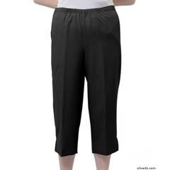 SIL233431003 - Silverts - Adaptive Capri Pants