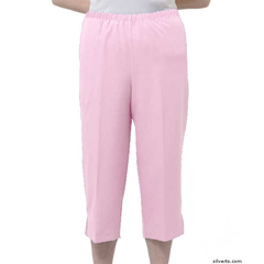 SIL233441402 - Silverts - Adaptive Capri Pants