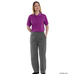 SIL233900102 - Silverts - Womens Alzheimer Anti-Strip Jumpsuits