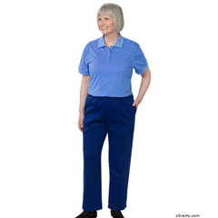 SIL233900203 - Silverts - Womens Alzheimer Anti-Strip Jumpsuits