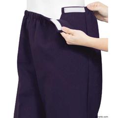 SIL234210301 - Silverts - Womens Stretchy Knit Arthritis Pants