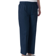 SIL234810301 - Silverts - Womens Cotton Adaptive Arthritis Pants