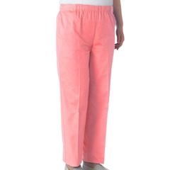 SIL234800401 - Silverts - Womens Cotton Adaptive Arthritis Pants