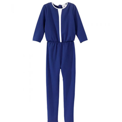 SIL234600103 - Silverts - Womens Stylish, Extra-Secure Anti-Strip Jumpsuit