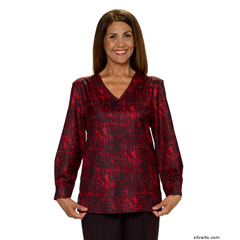 SIL236800604 - Silverts - Adaptive Blouses For Women