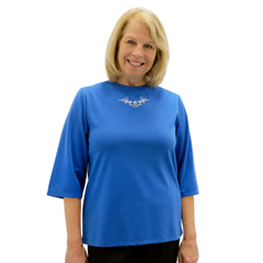 SIL247002101 - Silverts - Womens Adaptive Clothing Top