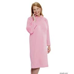 SIL260100303 - Silverts - Adaptive Open Back Nightgown