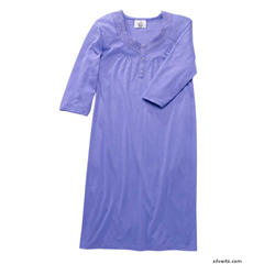 SIL262110101 - SilvertsWomens Pretty Hospital Patient Gowns