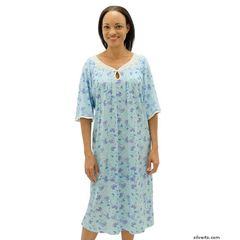 SIL262811002 - Silverts - Adaptive Hospital Patient Gowns For Women