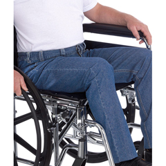SIL410500103 - Silverts - Mens Wheelchair Jeans