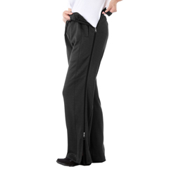 SIL413000203 - Silverts - Mens Zipper Pants For Arthritis, Catheters & Paralysis