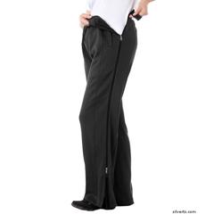 SIL450100206 - SilvertsWomens Zipper Pants For Arthritis, Catheters & Paralysis
