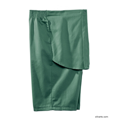 SIL500401201 - Silverts - Mens Elastic Waist Cotton Adaptive Shorts
