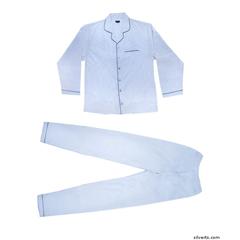 SIL500800105 - SilvertsMens Flannel Pyjamas