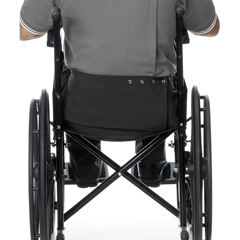 SIL502210106 - Silverts - Mens Adaptive Apparel Wheelchair Pants