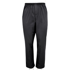 SIL502300103 - Silverts - Mens Cotton Open Back Adaptive Wheelchair Pants