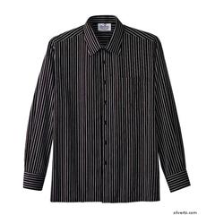 SIL504002402 - Silverts - Mens Regular Sport Shirt