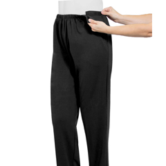 SIL506600203 - Silverts - Mens Easy Access Open Side Pants