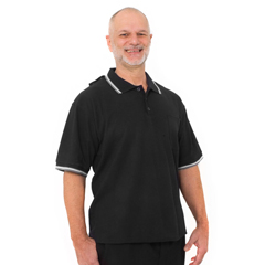 SIL507100402 - Silverts - Adaptive Polo Shirt