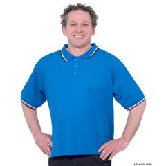 SIL507100802 - Silverts - Adaptive Polo Shirt
