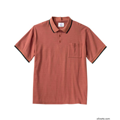 SIL507101004 - Silverts - Adaptive Polo Shirt