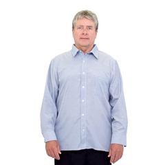 SIL507512006 - Silverts - Mens Adaptive Sport Shirt