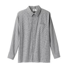 SIL507512207 - Silverts - Mens Adaptive Sport Shirt