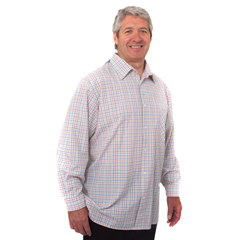 SIL507511207 - Silverts - Mens Adaptive Sport Shirt
