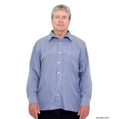 SIL507511707 - Silverts - Mens Adaptive Sport Shirt
