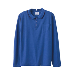 SIL507801204 - Silverts - Adaptive Polo Shirt Top For Men