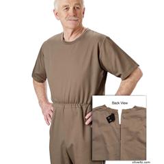 SIL508300302 - Silverts - Alzheimers Anti-Strip Jumpsuit