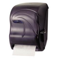 SJMT1190TBK - San Jamar® Lever Roll Towel Dispenser
