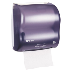 SJMT7500TBK - San Jamar® Simplicity Mechanical Roll Towel Dispenser