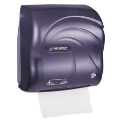 SJMT7590TBK - San Jamar® Simplicity Mechanical Roll Towel Dispenser