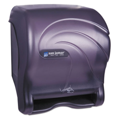 SJMT8490TBK - San Jamar® Oceans® Smart Essence Electronic Roll Towel Dispenser