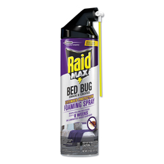 SJN305739 - Raid® Max Foaming Crack & Crevice Bed Bug Killer