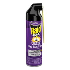 SJN305739EA - Raid® Max Foaming Crack & Crevice Bed Bug Killer