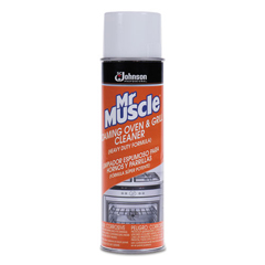 SJN682556 - Mr. Muscle® Oven & Grill Cleaner