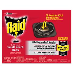 SJN697324 - Raid® Roach Baits