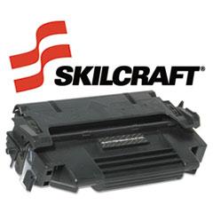 SKL92298A - SKILCRAFT Remanufactured 92298A, (98A) Toner, 6800 Page-Yield, Black