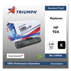 SKLC4092A - SKILCRAFT Remanufactured C4092A, (92A) Toner, 2500 Page-Yield, Black