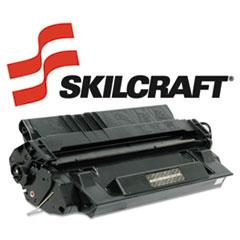 SKLC4129X - SKILCRAFT Remanufactured High-Yld C4129X, (29X) Toner, 10000 Page-Yld, Blk