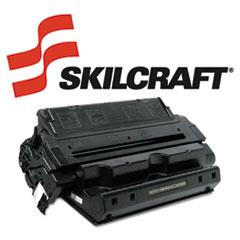 SKLC4182X - SKILCRAFT Remanufactured High-Yld C4182X, (82X) Toner, 20000 Page-Yld, Blk