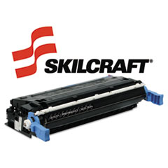 SKLC9720A - SKILCRAFT Remanufactured C9720A, (641A) Toner, 9000 Page-Yield, Black