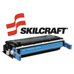 SKLC9721A - SKILCRAFT Remanufactured C9721A, (641A) Toner, 8000 Page-Yield, Cyan