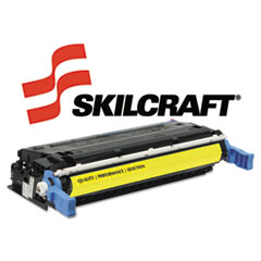 SKLC9722A - SKILCRAFT Remanufactured C9722A, (641A) Toner, 8000 Page-Yield, Yellow