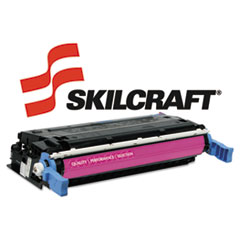SKLC9723A - SKILCRAFT Remanufactured C9723A, (641A) Toner, 8000 Page-Yield, Magenta