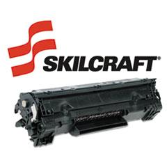 SKLCB436A - SKILCRAFT® CB436A Toner